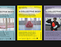 """A Collective Body"" Performance Poster"