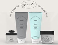 Packaging: Jardi Collection