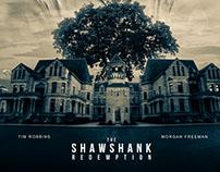 Morgan Freeman - The Shawshank Redemption.