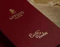 Cardápio & Carta de Vinhos Appiano Ristorante