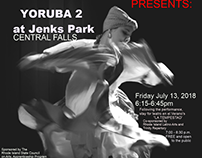 2018- Bomba at Jenks Park