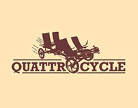 QuattroCycle Logo Design