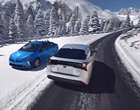 Toyota Prius - Full CGI Animation