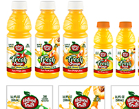 Natural Fruits / Jugo 100% Natural