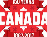 Canada 150 Years