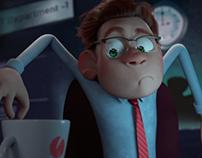 'Coffee Run' [Character Animation - Short Film]