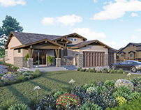 3D House Rendering Services Aurora Colorado