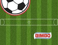 BIMBO: Banner Web FUTSAL - DIRECTV