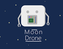 Moon drone