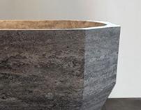 Dymo Bathtub - Pietre di Rapolano