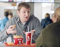 KFC: basket TVC