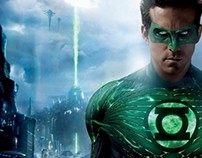 Green Lantern - Playtech - 2016