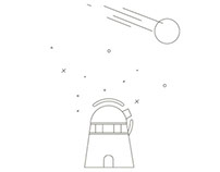 Line Icons - Space