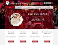Aldersgate Renewal Ministries Website
