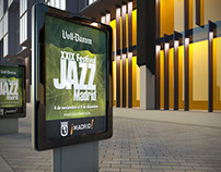 Festival Jazz - Madrid 2012