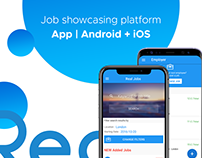 RealJobs | Android, iOS and Admin Panel