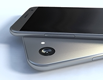 'Interact' phone concept