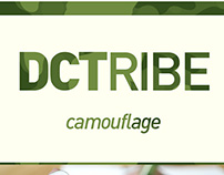 DCTRIBE CAMO THEME FOR KAKAOTALK