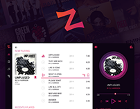 Zoom Music Player
