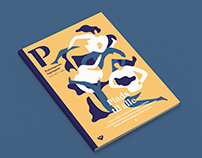 P magazine - Illustration