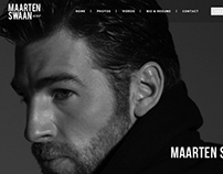 Maarten Swaan Actor | Website