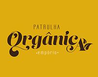 Patrulha Orgânica | Identidade Visual