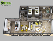 3d House Floor plan Designs, ideas, Images By Yantram 3