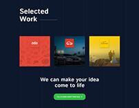 AWD-Studio Site Redesign