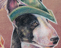 Robin. B. Terrier Hood