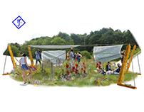 Proposition pour le Festival des Jardins Métissés