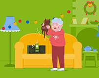 eBay Kleinanzeigen - Holidays Campaign