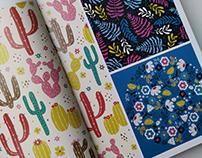 Print & Pattern Nature