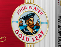 Gold Leaf Key Visual