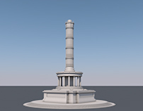"""Berlin Victory Column """"Berliner Siegessäule"""" OLD WIP"""