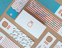 Visual identity and packaging design