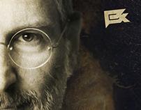 Steve Jobs - Leyenda sobre un lienzo