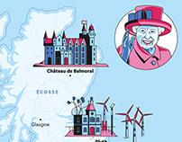 Real Estate Map – Les Echos, 2020