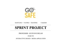 GV Sprint--Go Safe for SCAD