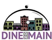 Dine On Main Logo