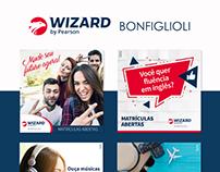 Social Media - Wizard Bonfiglioli