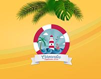 Carnavales Puntarenas 2018