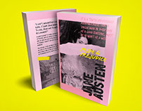 Book cover concept: Punk Austen