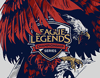 League of Legends 2018 MSI Crests