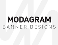 Modagram Banner Designs