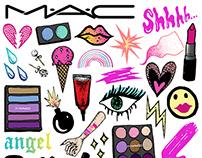 MAC Cosmetics Emojis