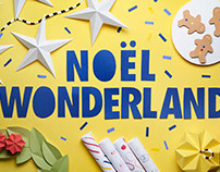 Noël Wonderland : Christmas Workshop Serie