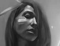 Kate sketch