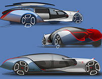 Limo Concept by Initiale