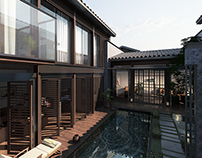 Resort in Wuyishan