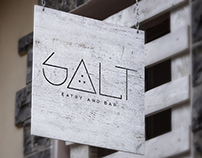 Brand Identity | Salt Eatry & Bar